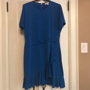 MICHAEL Michael Kors NWT blue dress